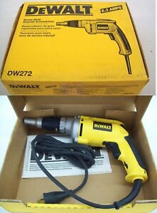 Dewalt 6.3 amps heavy duty drywall screwdriver