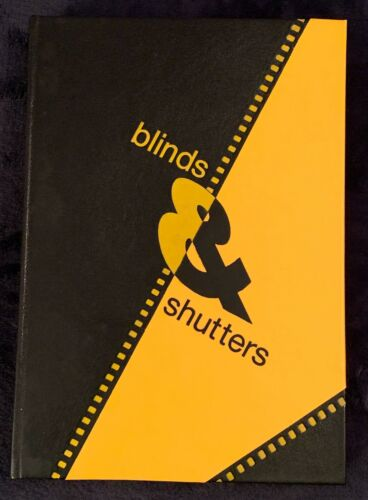 BLINDS AND SHUTTERS, Michael Cooper
