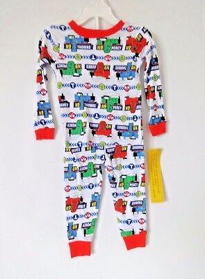 TODDLER BOYS THOMAS THE TRAIN PAJAMAS SIZE 2T - Toddler Train Pajamas