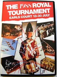THE ROYAL TOURNAMENT 1988 LIVE DVD