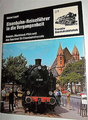 Guía de viaje de tren en la Pasado Dieter Leal Franckh â