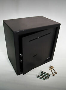 CASH DEPOSIT SAFE HIGH SECURITY DROP SAFE KEY HOME SAFE LARGE DIGITAL ELECTRONIC