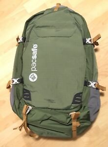 Pacsafe Venturesafe 55L Anti-Theft Travel Pack