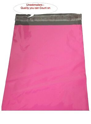 200 10x13 Poly Mailer Pink Plastic Shipping Bag Envelopes Polybag Polymailer