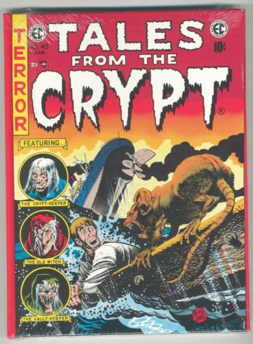 TALES FROM THE CRYPT, Vol. 5 [HC]