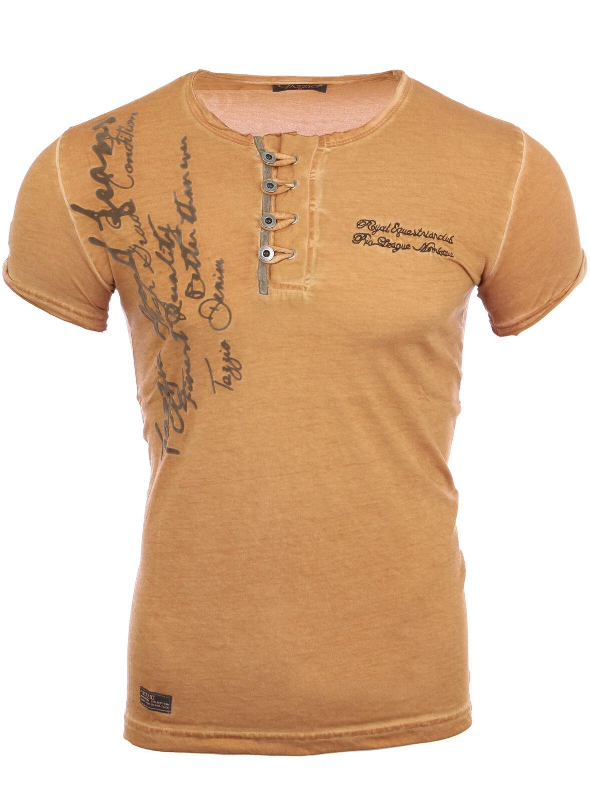 71b8391e557236 Reslad Clubwear 4050 Herren Batik Style Vintage T-Shirt Poloshirt Hemd Neu