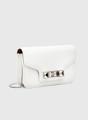 brand new PROENZA SCHOULER WHITE PS11 CHAIN WALLET BAG Retail: $1100