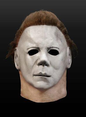 Michael Myers Halloween II Maske aus Latex Horror - Michael Myers Halloween Maske
