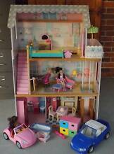 "Doll house with ""wind up"" elevator. Uralla Uralla Area Preview"