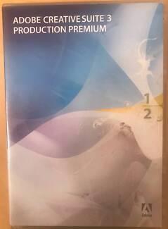 Adobe Creative Suite 3 Production Premium For APPLE
