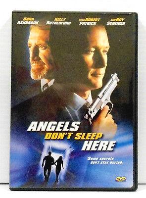 Angels Dont Sleep Here DVD Roy Scheider Robert Patrick Dana Ashbrook Rutherford
