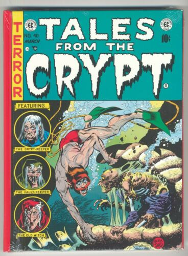 TALES FROM THE CRYPT, Vol. 4