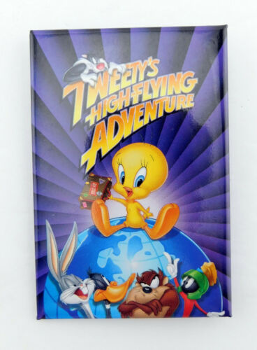 WARNER BROS. Employee Promotional Pin TWEETY