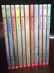 Heartland books
