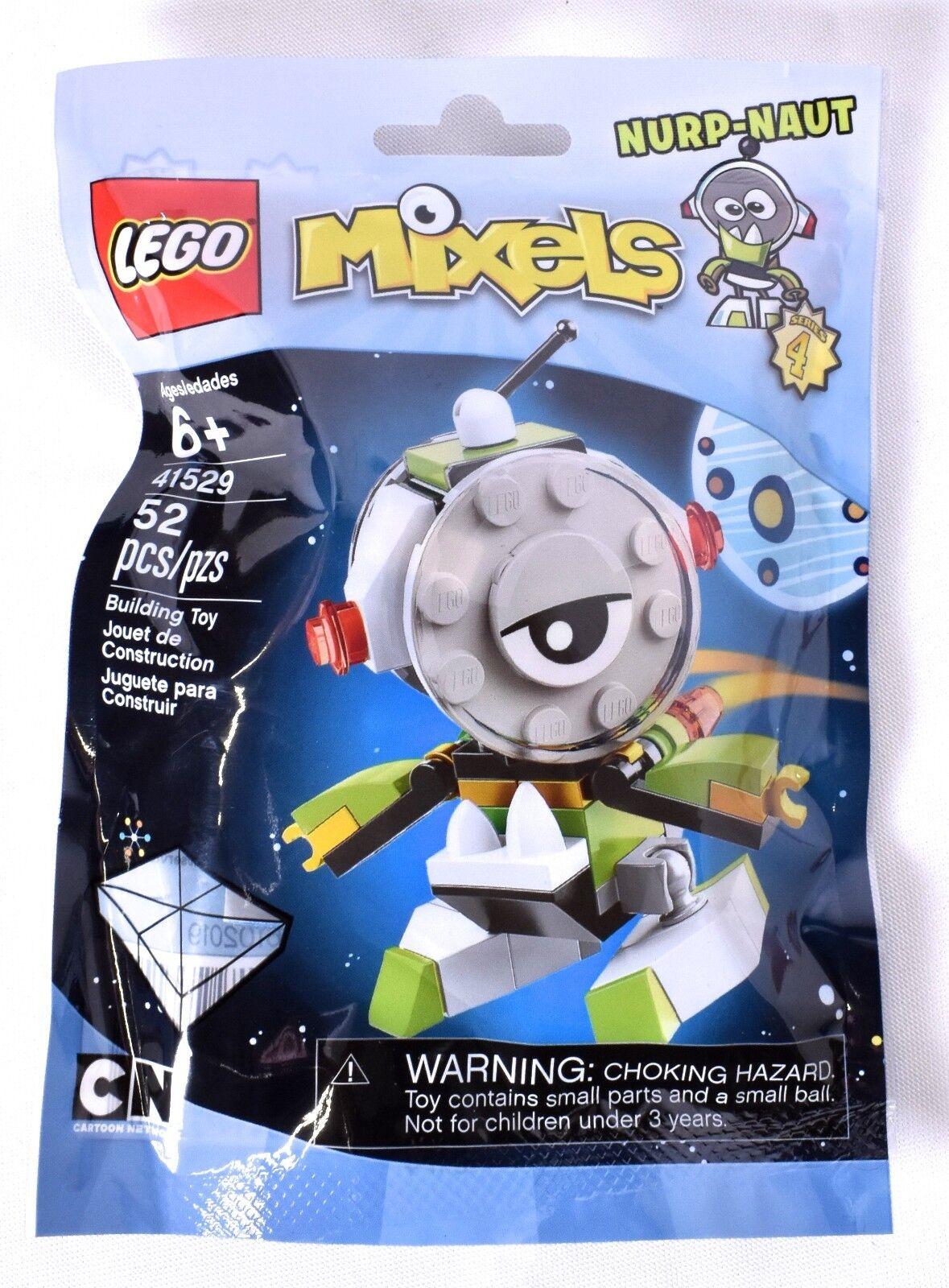 Lego Set Packs New Niksputnurpnautrokit Mixels 3 Of 4four Series wOZlTPukXi