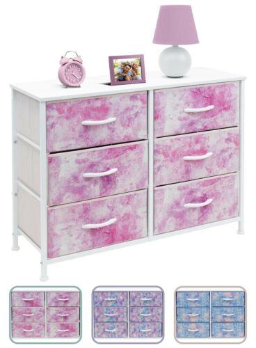 Sorbus Dresser w/ 6 Drawers - Furniture Storage Chest Organizer Unit for Bedroom