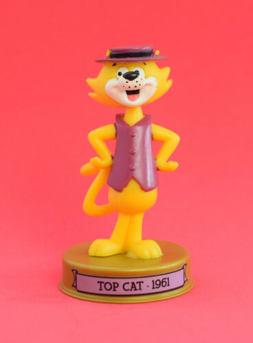 Hanna Barbera Collection - Top Cat - PVC Figure - Rare!