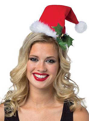 Santa Holiday Christmas Adult Hat Headband Rasta Imposta - Rasta Santa Hat