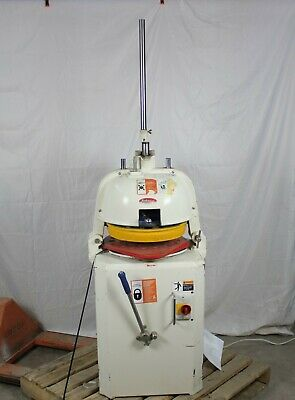 Bakemax Bmbd036 - Semi-automatic 36 Pc Dough Divider Rounder Reconditioned