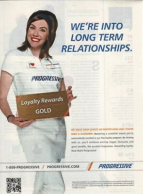 Progressive Insurance  2013  Flo  Advertisement