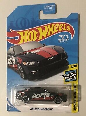 Hot Wheels 2018 Super Treasure Hunt  Ford Mustang GT # 4/10