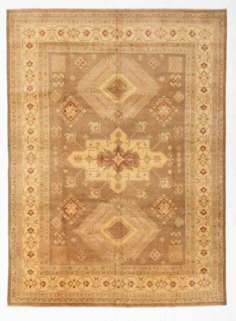 Afghan Hezari Wool Floor Rug 250 350