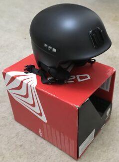 Large RED Ski/Snow Board Helmet