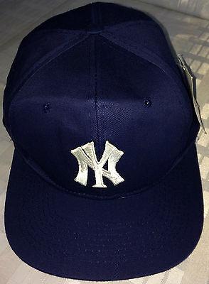 Navy Blue NY YANKEES Baseball Cap w