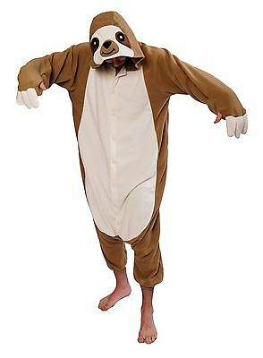 Sloth Kigurumi - M+ & XL Halloween Costume from USA