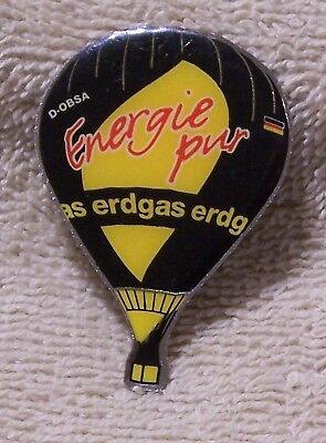 ENERGIE PUR ERDGAS D-OBSA BALLOON PIN
