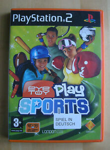 Playstation 2 EyeToy: Play Sports Playstation 2 PS 2 EyeToy: Play Sports - <span itemprop='availableAtOrFrom'>Austria, Österreich</span> - Playstation 2 EyeToy: Play Sports Playstation 2 PS 2 EyeToy: Play Sports - Austria, Österreich