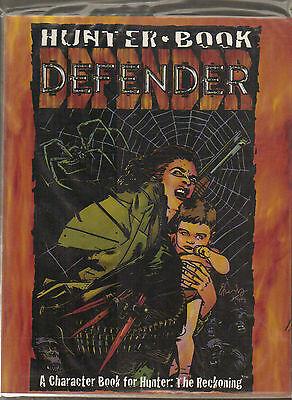 Hunter Book Defender - Reckoning - World Of Darkness - White Wolf - Ww8104