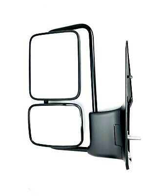 Mercedes-Benz Long Arm Tow Type Side Mirror Driver Left Side- P/N: A9068104516