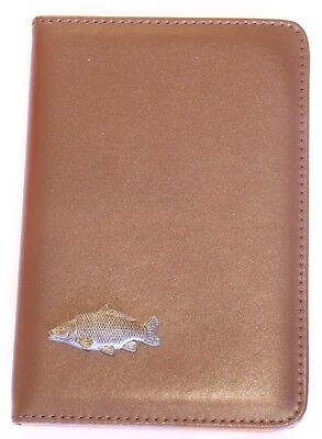 Common Carp Fish design Shotgun Certificate Holder or Firearms Licence Wallet 80
