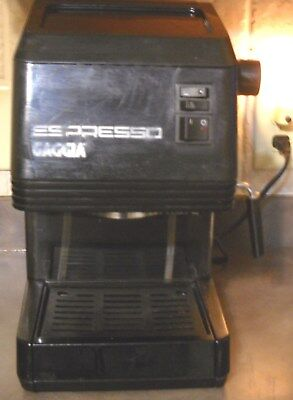 GAGGIA ESPRESSO MACHINE MAKER     COMPLETE WITH ALL STRAINERS! WORKS GREAT! for sale  Shipping to Canada