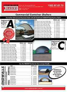 SHIPPING CONTAINER SHELTERS Dubbo Dubbo Area Preview