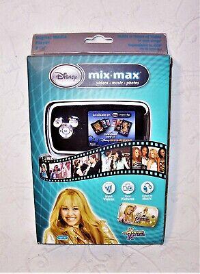 Disney© 2008 Digital Blue Mix Max 2 GB* Digital Media Player Ages 5+ DS19047 New