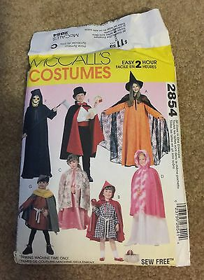 EASY Witch Magician Robin Hood Child Teen CAPE & TUNIC COSTUME PATTERN all sizes - Easy Robin Hood Costume