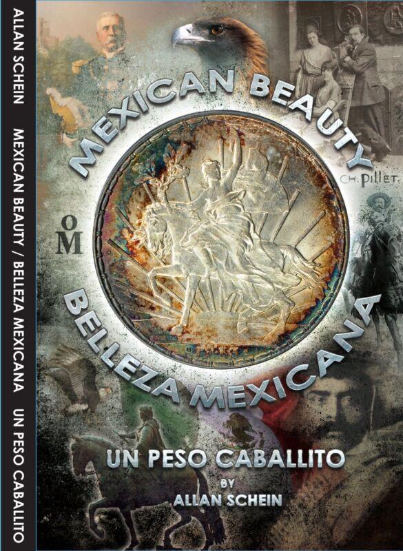 Caballito Peso Book, MEXICAN BEAUTY, Un Peso Caballito, by Allan Schein