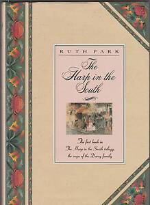 THE HARP IN THE SOUTH Ruth Park ~ Large Illus HC/DJ 1991 Perth Region Preview