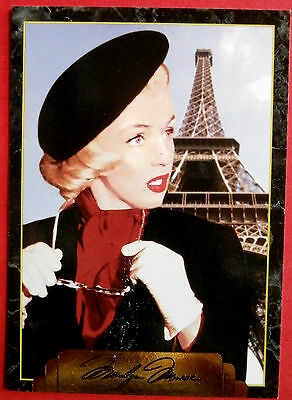 """""""Sports Time Inc."""" MARILYN MONROE Card # 115 individual card, issued in 1995"""