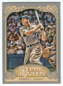 2012-Topps-Gypsy-Queen-Joe-DiMaggio-SP-Photo-Variation