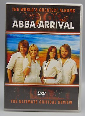 The World's Greatest Albums ABBA / Arrival The Ultimate Critical Review (DVD,...