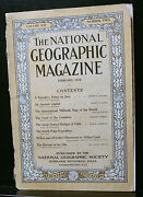 National Geographic 1910