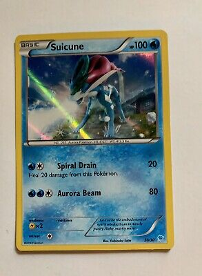 SUICUNE 30/30 - HOLO CARD POKEMON Mint Pack Fresh SEE (Fresh Pics)