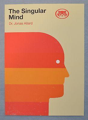 Firewatch Olly Moss The Singular Mind Mini Art Print 5X7 Poster Postcard
