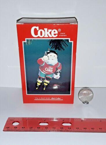 Enesco Coca-Cola Brand Ornaments Coke - On A Roll With
