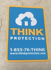 Think Protection Home Alarm System