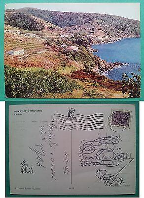 Isola d'Elba - Portoferraio - Il Viticcio 1968