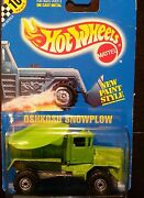 Hot Wheels Snow Plow